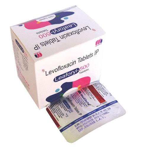 Leagoryl-500 Tabs