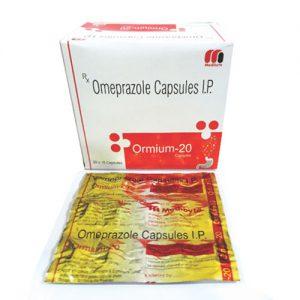 Ormium-20 Caps