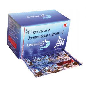 Ormium-D Caps