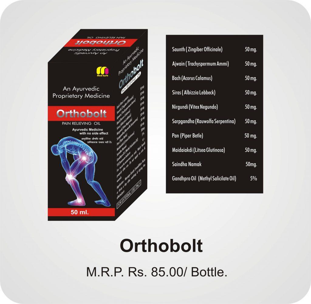 Orthobolt 50ml