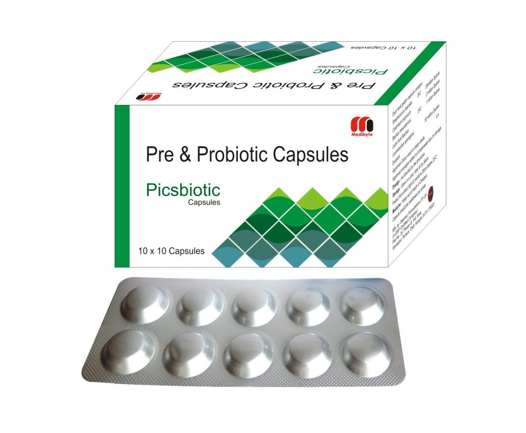 Picsbiotic Caps