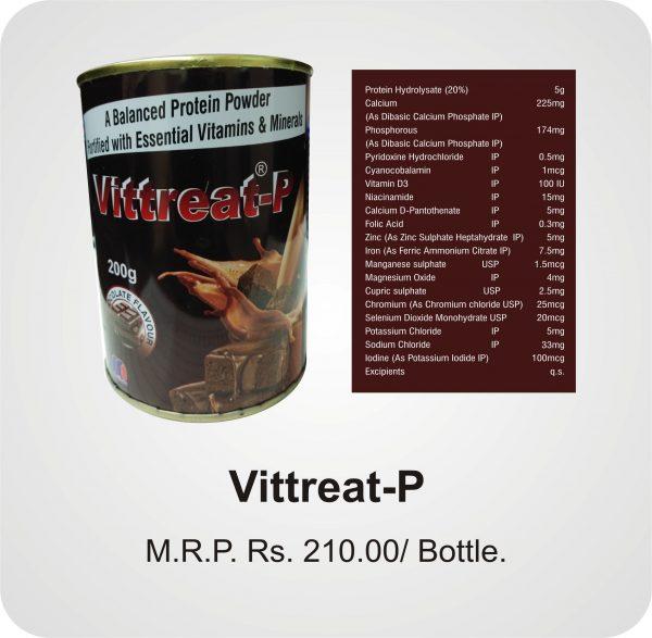 Vittreat-P 200g