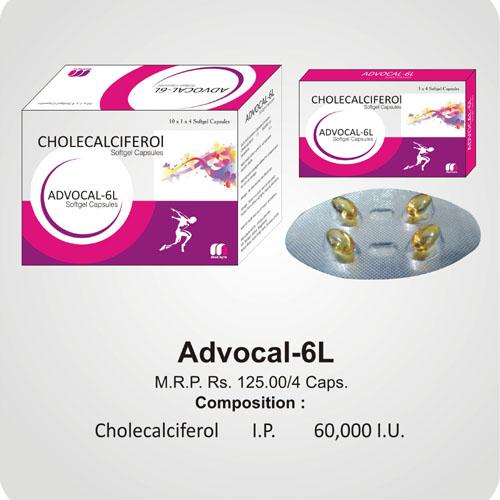 Advocal-6L Caps