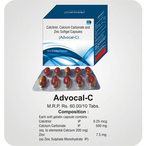 Advocal-C Caps