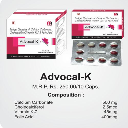 Advocal-K Caps