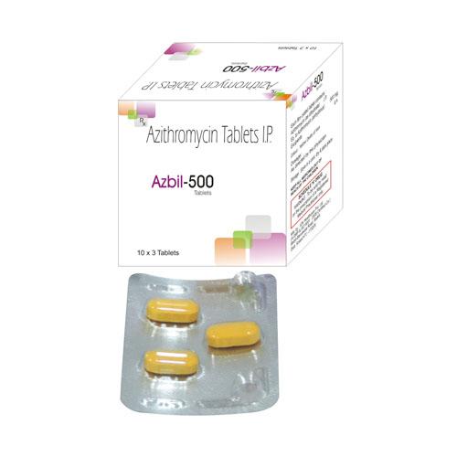 Azbil-500 Tabs