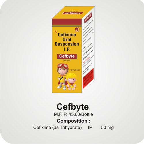Cefbyte Dry Syrup