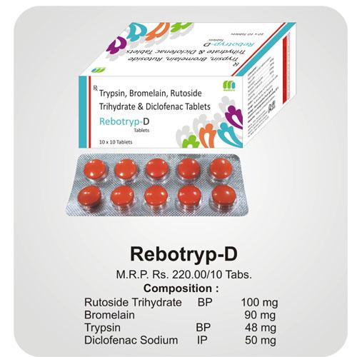 Rebotryp-D Tabs