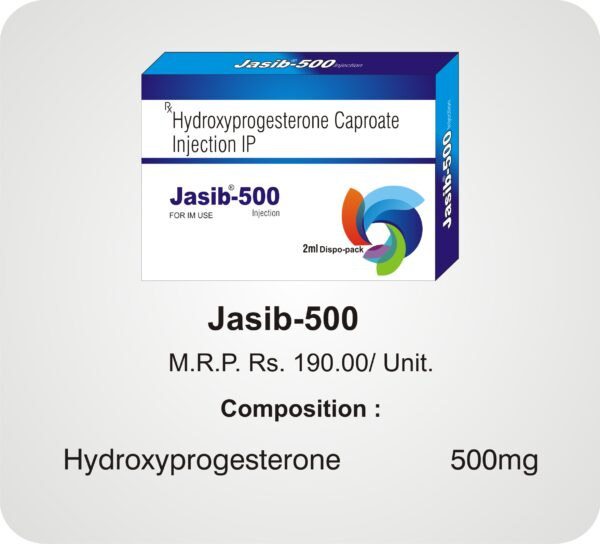 Jasib-500 Inj
