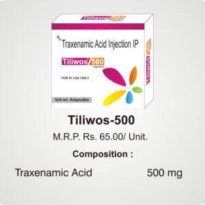 Tiliwos-500 Inj