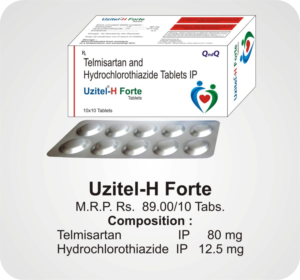 Uzitel-H Forte Tabs